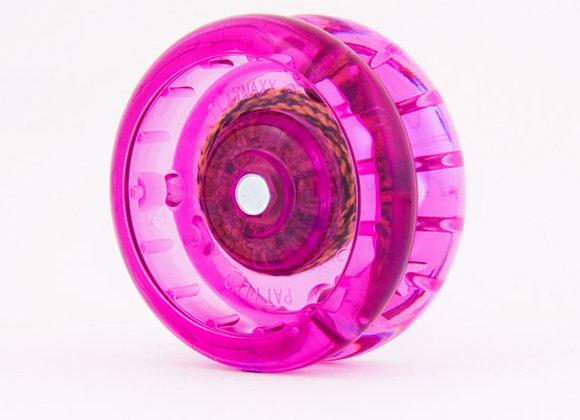 Turbo X-Ray Bee: Purple Translucent