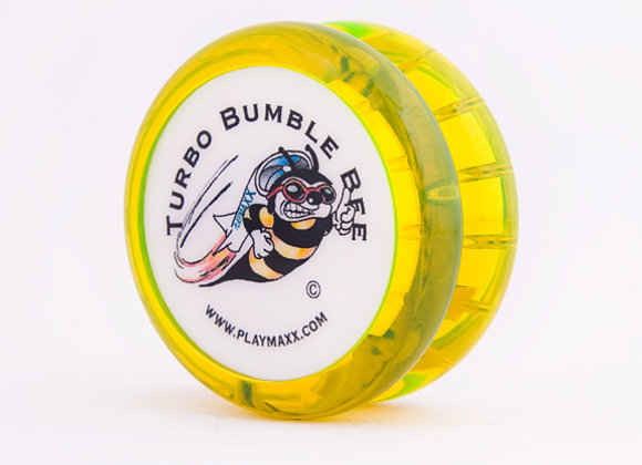 Turbo Bumble Bee: Translucent X-Ray Yellow