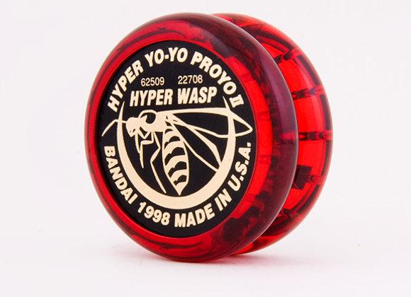 Hyper Wasp: Red Translucent