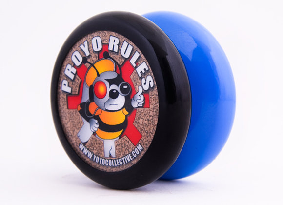 Turbo Bumble Bee GT: Collective Edition Black n' Blue