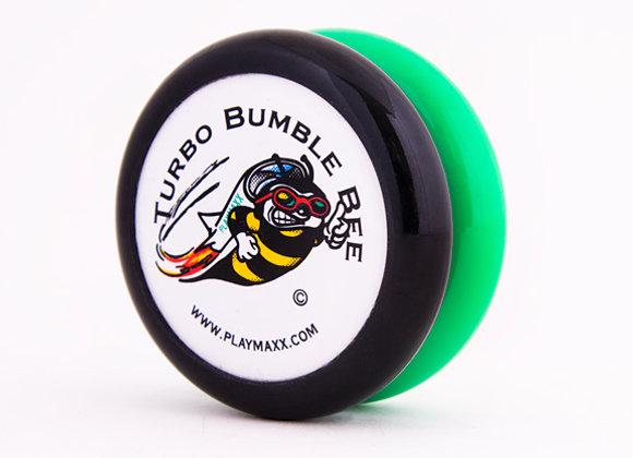 Turbo Bumble Bee: Black n' Dark Green