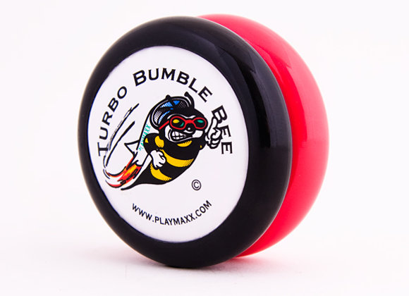 Turbo Bumble Bee: Black n' Pink