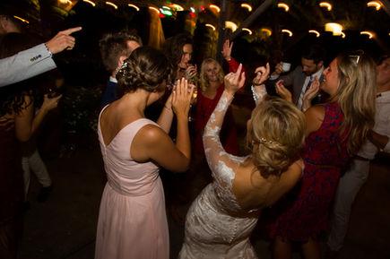 Mountain House Estate Wedding Dancing Ph