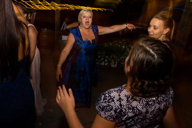 Mountain House Estate Wedding Dancing Ph