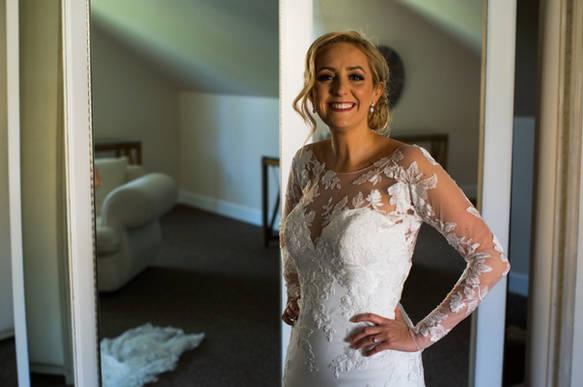 Mountain House Estate Wedding Getting Re