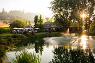 Mountain House Estate Wedding Reception-