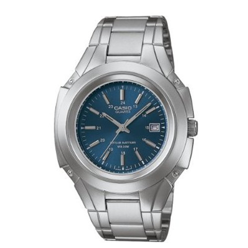 Casio Men's Classic Stainless Steel Dress Watch