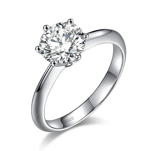 1.5 Carat Solitaire Engagement Ring