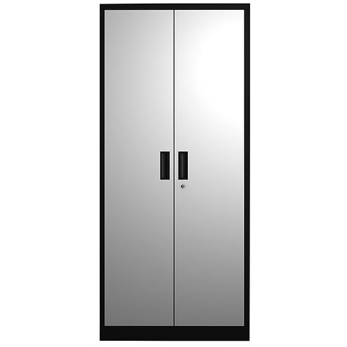 Metal Storage Cabinet with 4 Adjustable Shelves