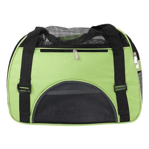 Breathable Waterproof Pet Handbag Light Green