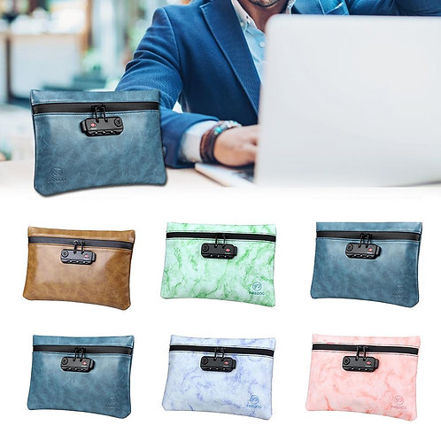 Smell Proof Bag with Lock