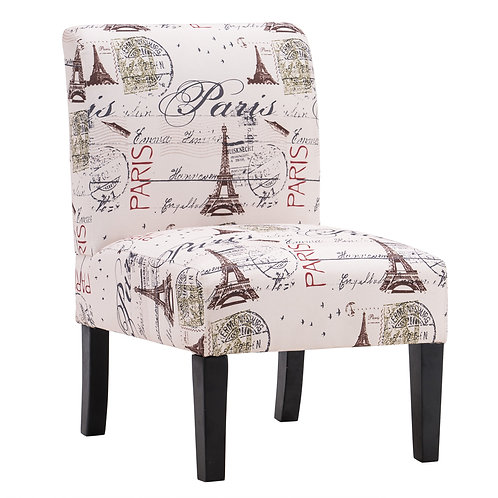 Leisure Chair Without Armrest