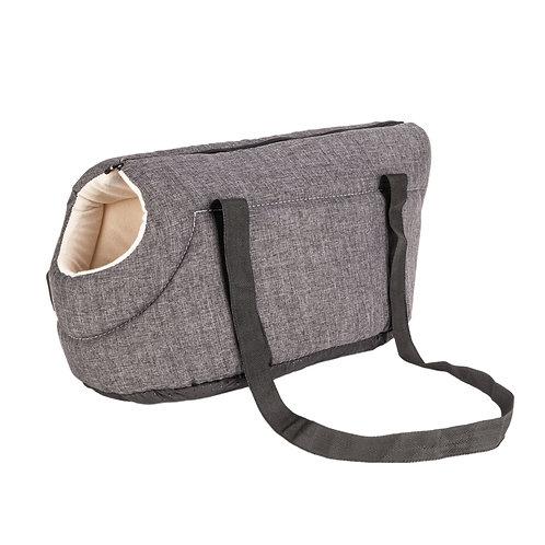 Pet Carrier Travel Bag Gray - Medium