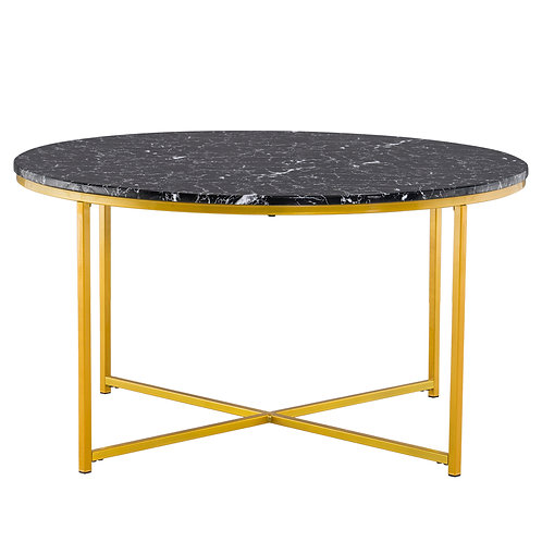 Round Marble Coffee Table