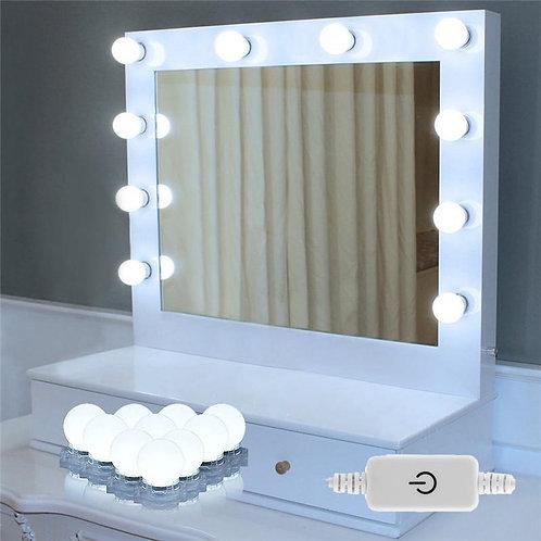 LED Vanity Mirror Light Kit