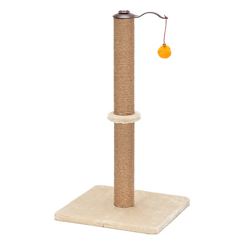 """26"""" Rotatable Cat Climber Tower and Scratching Post"""