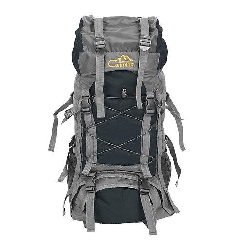 Outdoor Waterproof Hiking Backpack Black