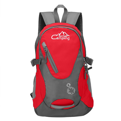 Camping & Hiking Sport Backpack Red