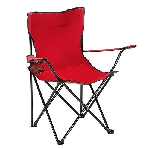 Small Camp Chair Red
