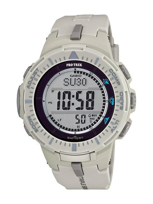 Casio Men's 'ProTrek Triple Sensor' Quartz Resin Watch