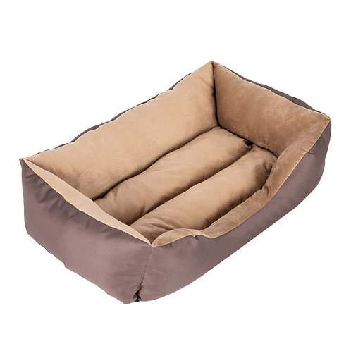 """28"""" Large Pet Bed in Brown"""