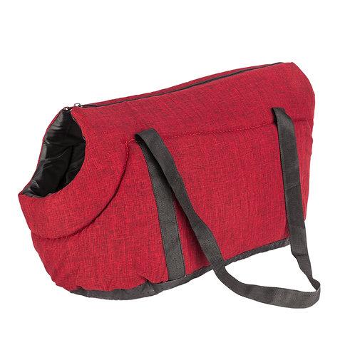 Pet Carrier Travel Bag Red
