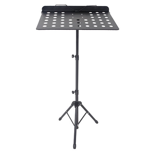 Adjustable Folding Music Stand in Black