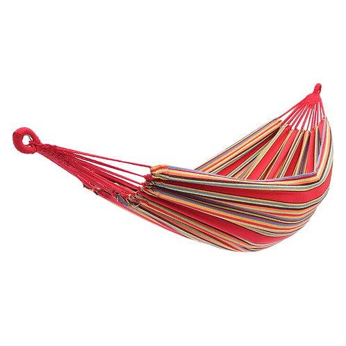 Portable Hammock Red Strip