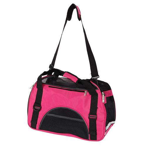 Breathable Waterproof Pet Carrier in Pink