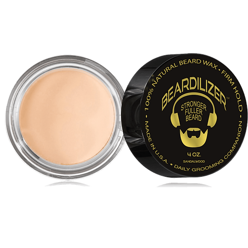 All Natural Beard Wax – Sandalwood 4oz
