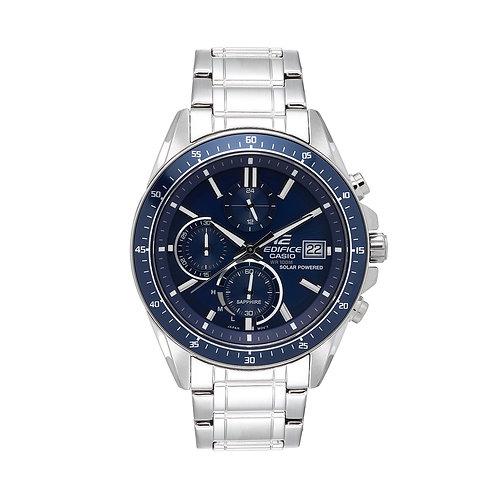 Casio Men's Edifice Stainless Steel Chronograph Watch