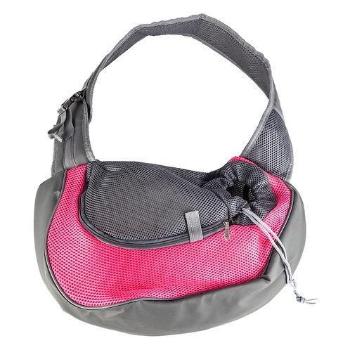 Pet  Carrier Travel Tote Bag in Rose