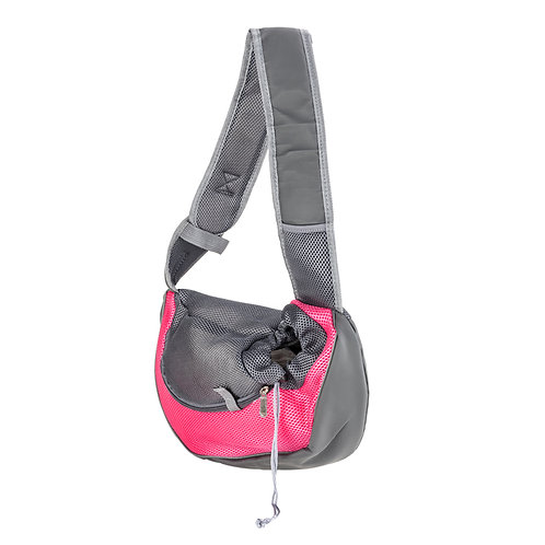 Pet  Carrier Travel Tote Bag in Rose - Large