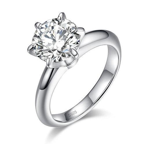 2.5 Carat Diamond Engagement Ring
