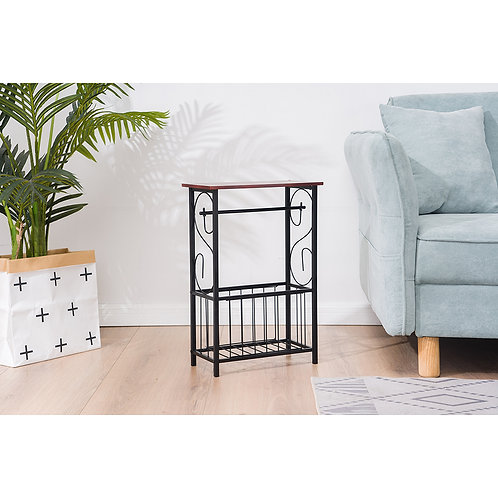 Multifunctional Table Side Table