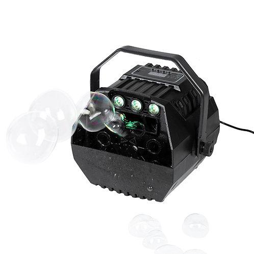 Wireless Remote Control LED Automatic Bubble Machine