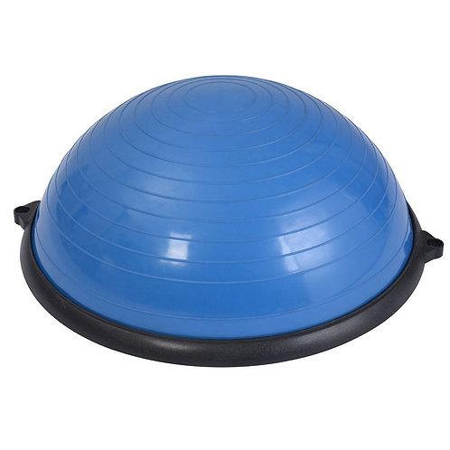 Yoga Hemisphere Ball for Balancing in Blue