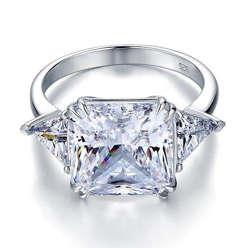 Three-Stone Anniversary Ring