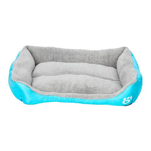 "30"" Pet Bed in Blue"