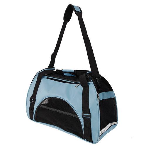 Breathable Waterproof Pet Handbag Light Blue