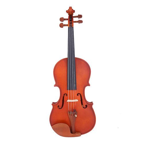 Natural Matt Acoustic Violin Set