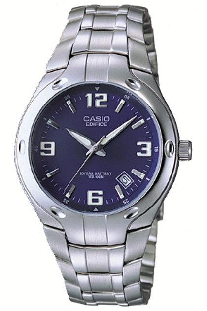 Casio Men's Stainless Steel Dress Watch