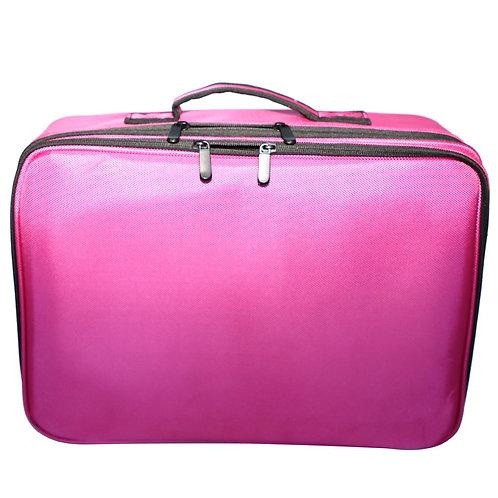 Professional Multilayer Portable Travel Makeup Bag