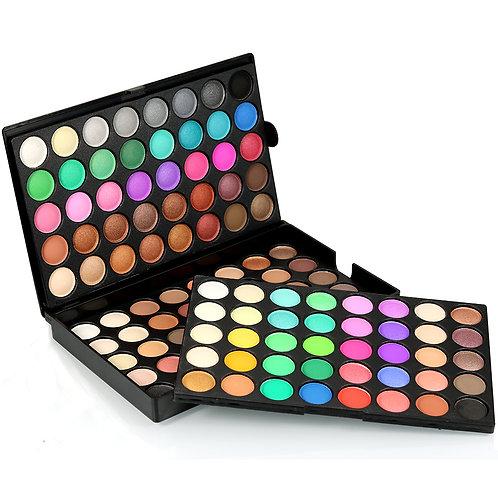 120 Colors Makeup Eyeshadow Palette