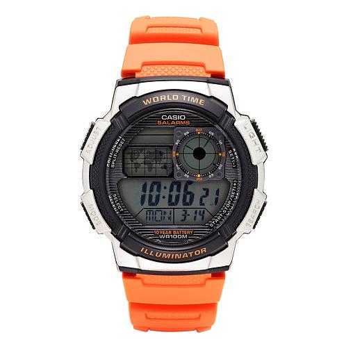 Casio Men's Quartz Resin Casual Watch