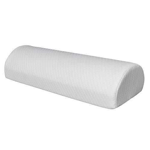 Sleep Restoration Half Moon Memory Foam Pillow
