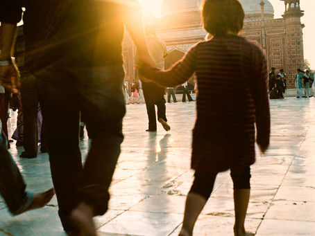 """""""Back to India"""" - Reisefotografien auf ihrer letzten Reise"""