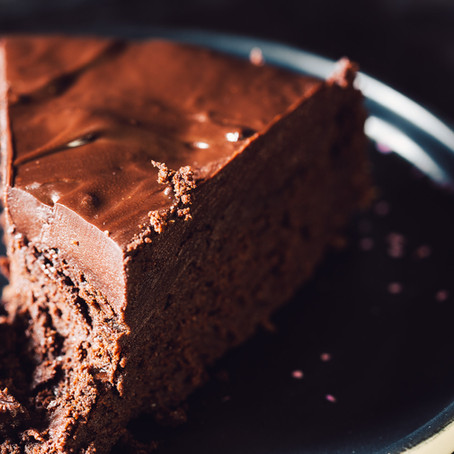 "Bester Portugiesischer Schokoladenkuchen  oder:""O melhor bolo do mundo"""