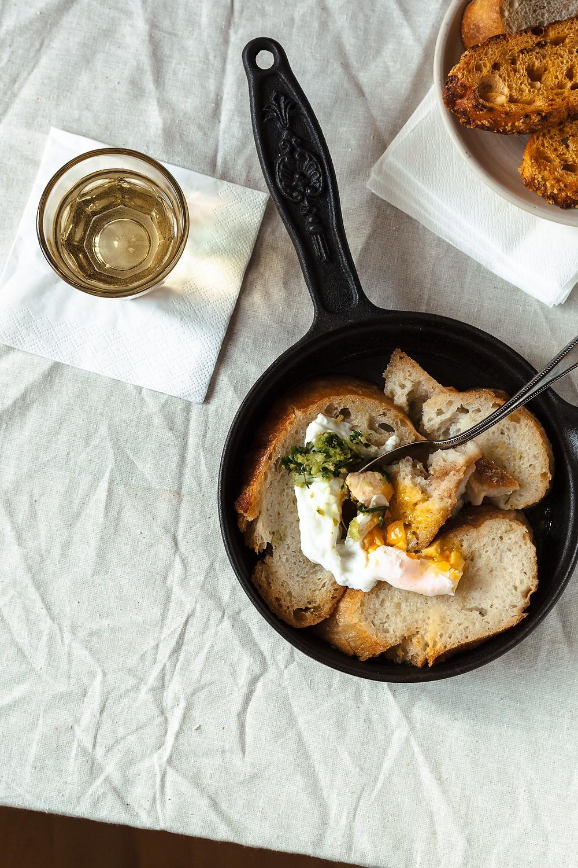 Sopa Alentejana, Portugiesisch essen