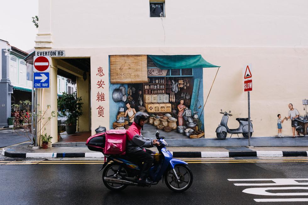 Singapore,travelphotography, antje braga photography, street art
